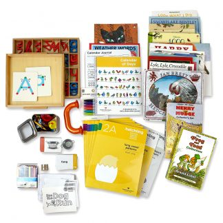 complete first grade language arts